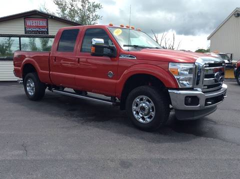 2013 Ford F-350 Super Duty for sale in Central Square, NY