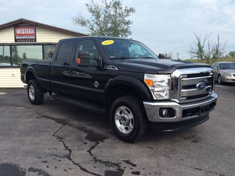 2016 Ford F-250 Super Duty for sale in Central Square, NY