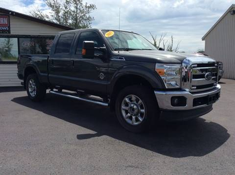 2015 Ford F-250 Super Duty for sale in Central Square, NY
