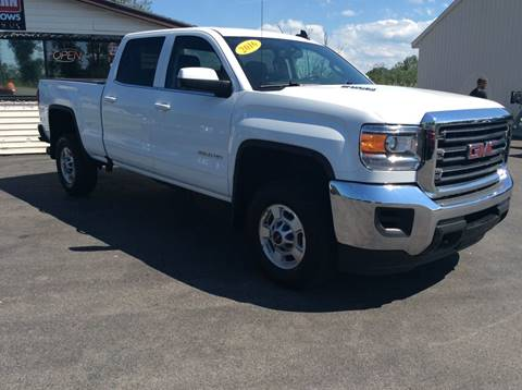 2016 GMC Sierra 2500HD for sale in Central Square NY
