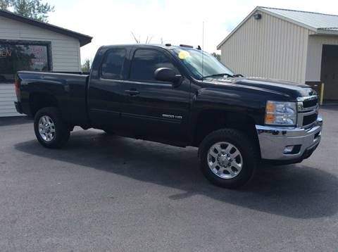 2011 Chevrolet Silverado 2500HD for sale in Central Square NY