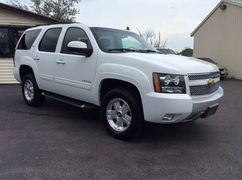 2013 Chevrolet Tahoe for sale in Central Square NY