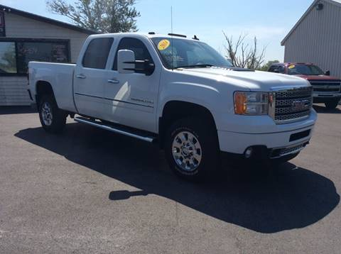 2014 GMC Sierra 2500HD for sale in Central Square NY