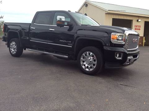 2017 GMC Sierra 2500HD for sale in Central Square NY
