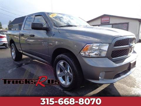 Ram For Sale In Central Square Ny Trucks R Us