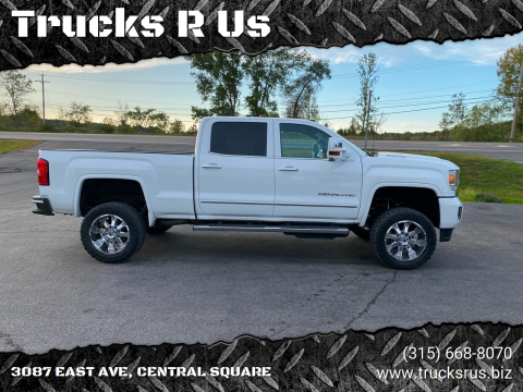 2019 GMC Sierra 2500HD for sale at Trucks R Us in Central Square NY