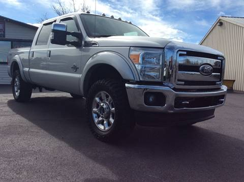2011 Ford F-250 Super Duty for sale in Central Square, NY