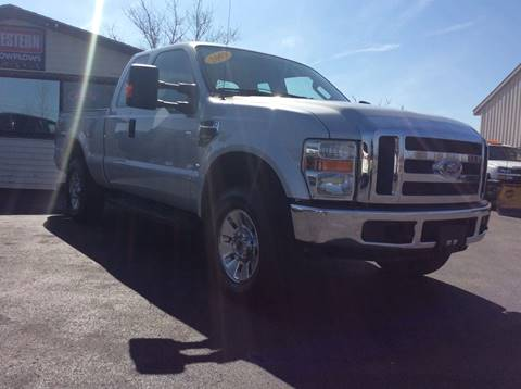 2008 Ford F-250 Super Duty for sale in Central Square, NY