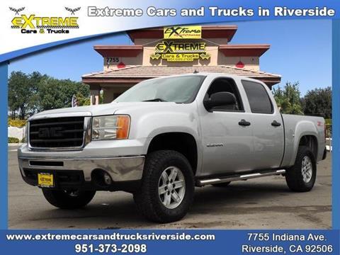 2010 GMC Sierra 1500 for sale in Riverside, CA