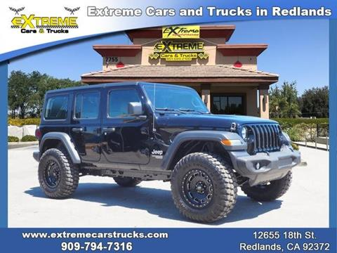 Jeep Used Cars Pickup Trucks For Sale Riverside Extreme Cars