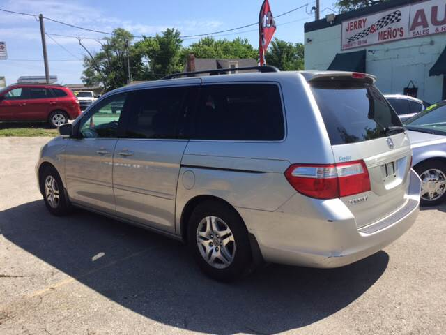 2007 Honda Odyssey EX-L 4dr Mini-Van - Belton MO