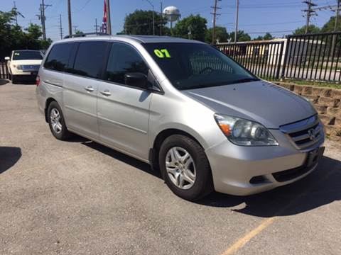 2007 Honda Odyssey for sale in Belton, MO