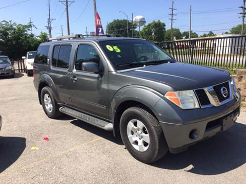 2005 Nissan Pathfinder for sale in Belton, MO