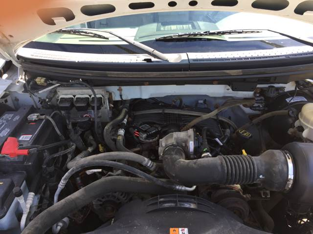 2008 Ford F-150 4x2 XL 2dr Regular Cab Styleside 8 ft. LB - Belton MO