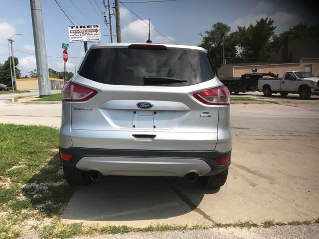 2013 Ford Escape AWD SE 4dr SUV - Belton MO
