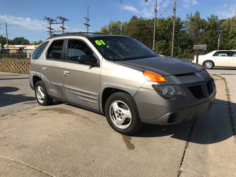 2001 Pontiac Aztek for sale in Belton MO