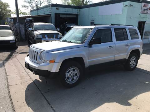 Patriot Auto Sales >> Jeep Patriot For Sale In Belton Mo Jerry Menos Auto Sales