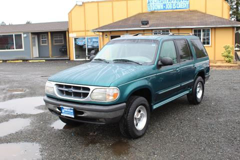 1998 Ford Explorer for sale in Everett, WA