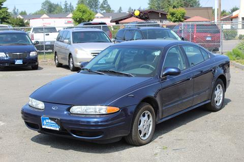 2001 Oldsmobile Alero for sale in Everett, WA