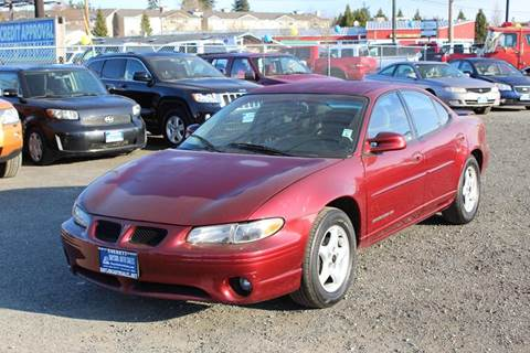 2000 Pontiac Grand Prix for sale in Everett, WA