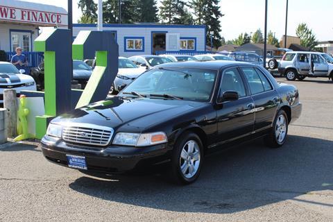 2011 Ford Crown Victoria for sale in Everett, WA