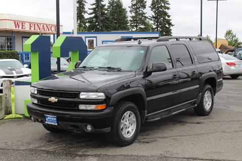 2006 Chevrolet Suburban for sale in Everett, WA
