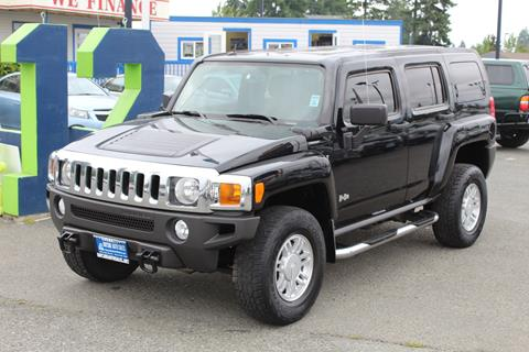 2007 HUMMER H3 for sale in Everett, WA