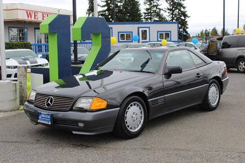 1991 Mercedes-Benz 300-Class for sale in Everett, WA