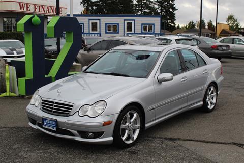2007 Mercedes-Benz C-Class for sale in Everett, WA
