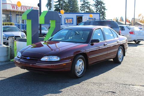 1998 Chevrolet Lumina for sale in Everett, WA