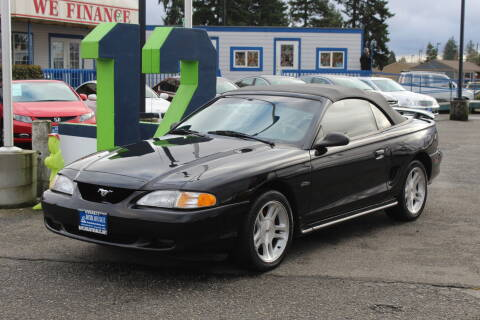 1998 Ford Mustang for sale in Everett, WA