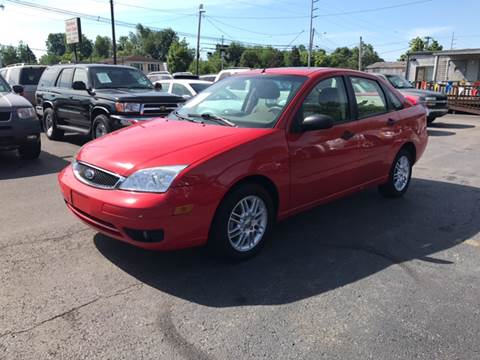 2006 Ford Focus for sale in Louisville, KY