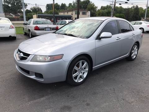 2004 Acura TSX for sale in Louisville, KY