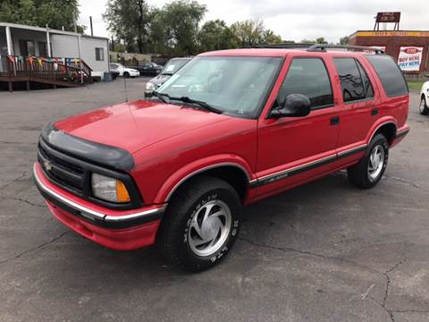 1997 Chevrolet Blazer for sale in Louisville, KY