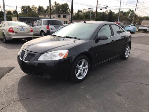 2009 Pontiac G6 for sale in Louisville, KY