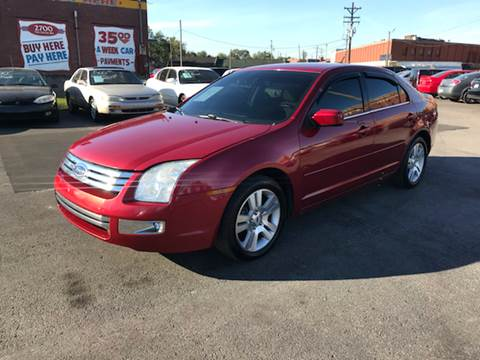 2008 Ford Fusion for sale in Louisville, KY