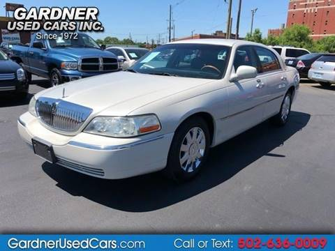 Lincoln Town Car For Sale In Keller Tx Carsforsale Com