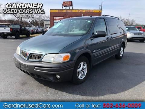2005 Pontiac Montana for sale in Louisville, KY