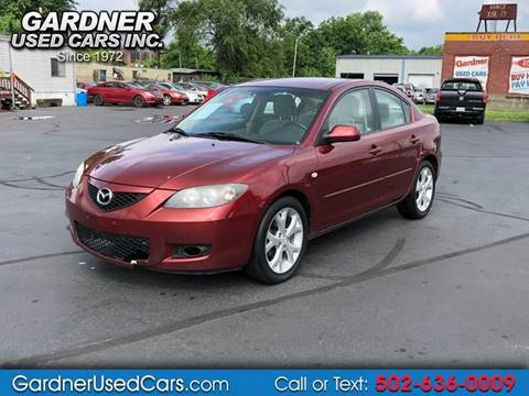 2009 Mazda MAZDA3 for sale in Louisville, KY