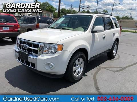 2012 Ford Escape for sale in Louisville, KY