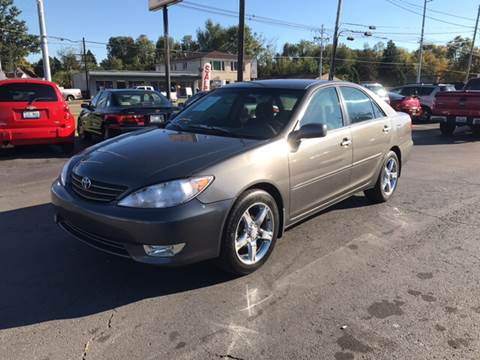 2005 Toyota Camry for sale in Louisville, KY