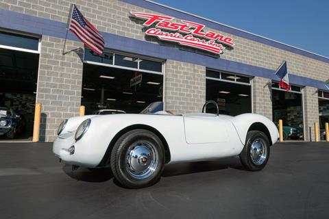 1955 Porsche 550 Spyder for sale in St. Charles, MO