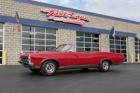1967 Pontiac GTO for sale in St. Charles, MO