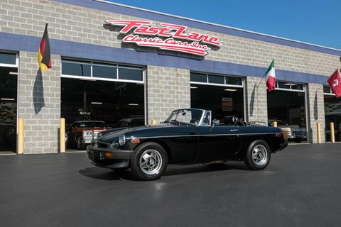 1980 MG MGB for sale in St. Charles, MO
