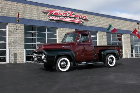 1954 Ford F-100 for sale in St. Charles, MO