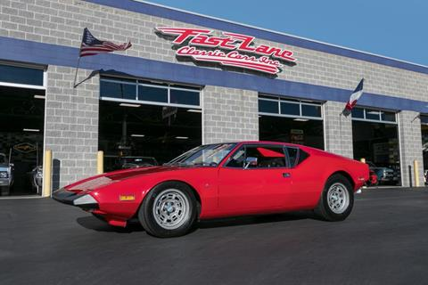 1973 De Tomaso Pantera for sale in St. Charles, MO