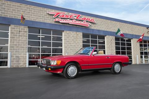 St Charles Mercedes >> 1986 Mercedes Benz 560 Class For Sale In St Charles Mo