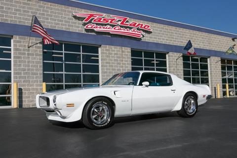 1970 Pontiac Trans Am for sale in St. Charles, MO