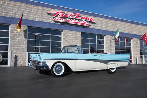 1958 Ford Fairlane for sale in St. Charles, MO