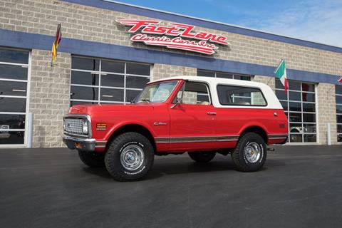 Used Cars For Sale Grand Rapids Mi >> Used 1971 Chevrolet Blazer For Sale - Carsforsale.com®